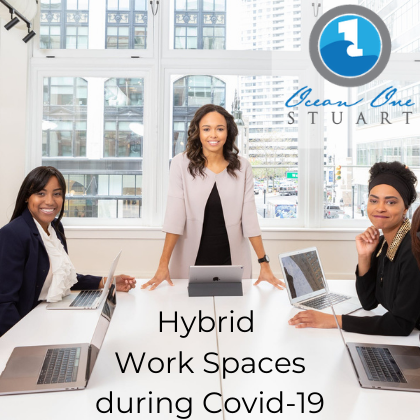 Hybrid Workspaces and Covid-19